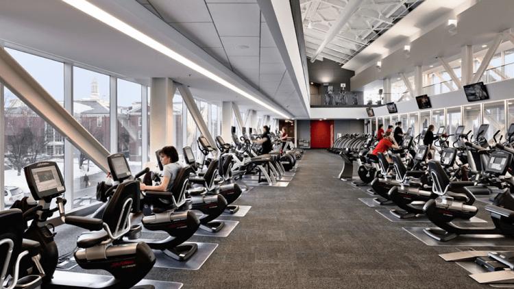 Student Fitness Center