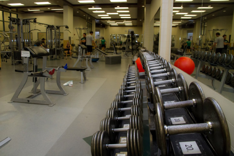 Fit Centre at the Physical Activity Complex