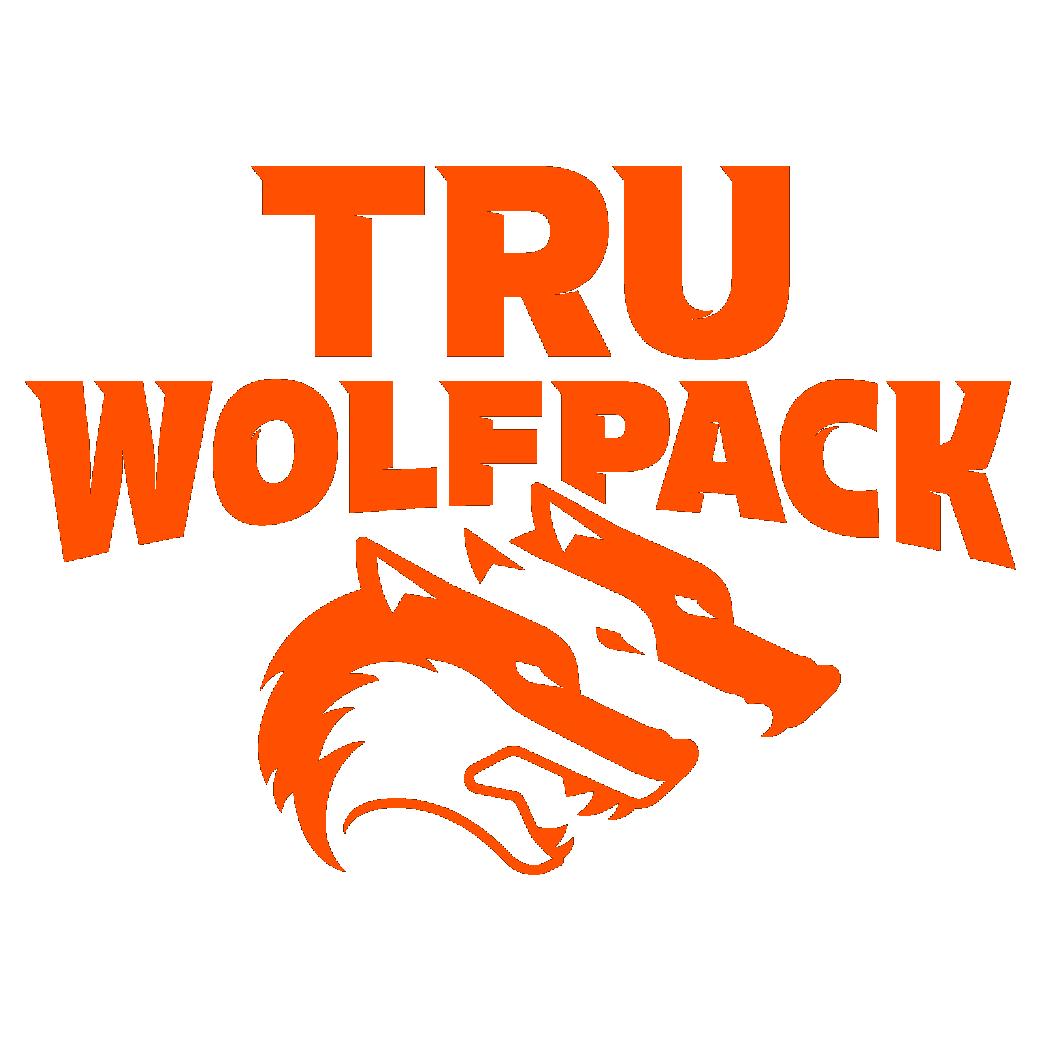 TRU Wolfpack logo
