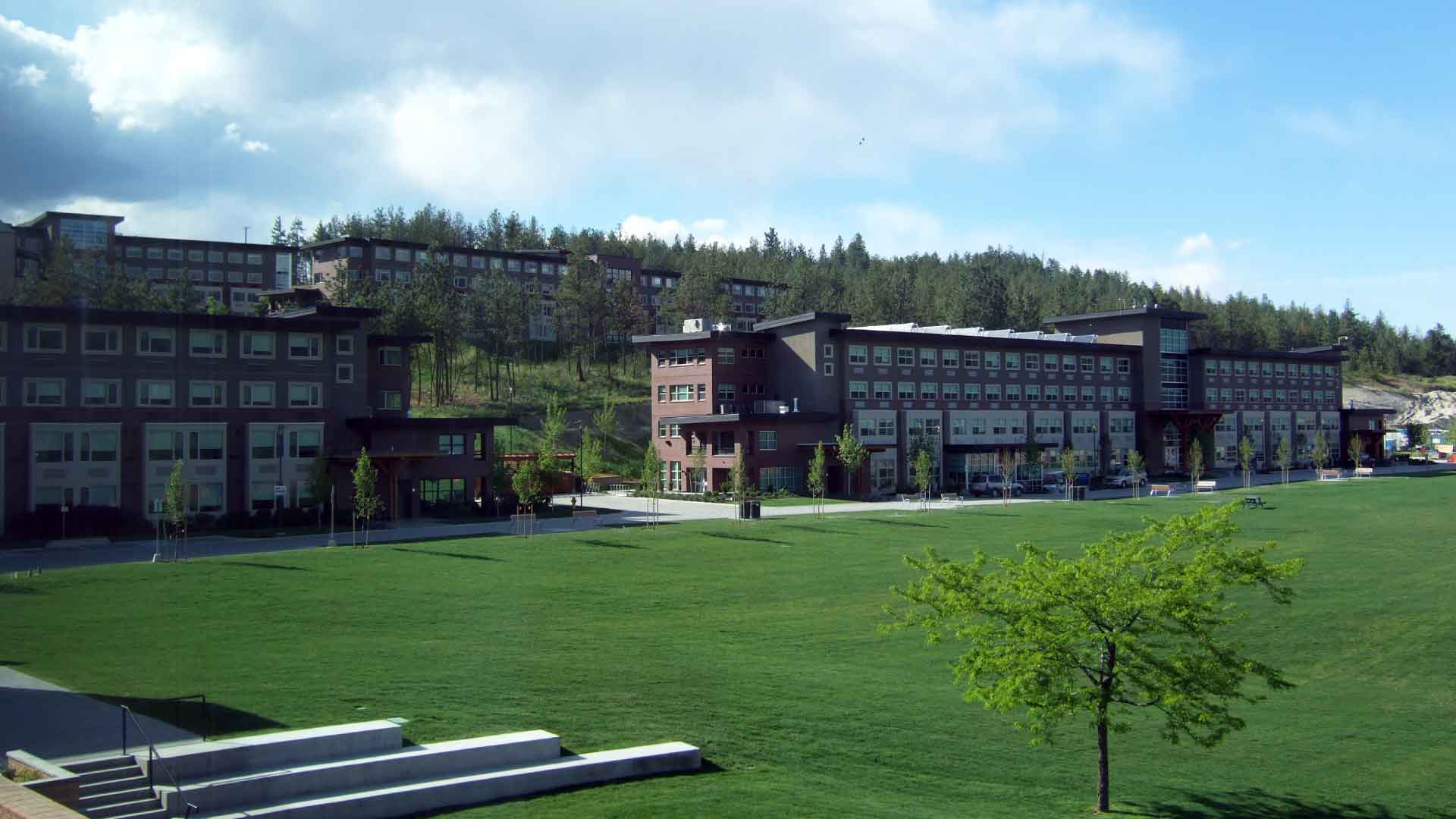 Campus at UBCO including Nicola Building