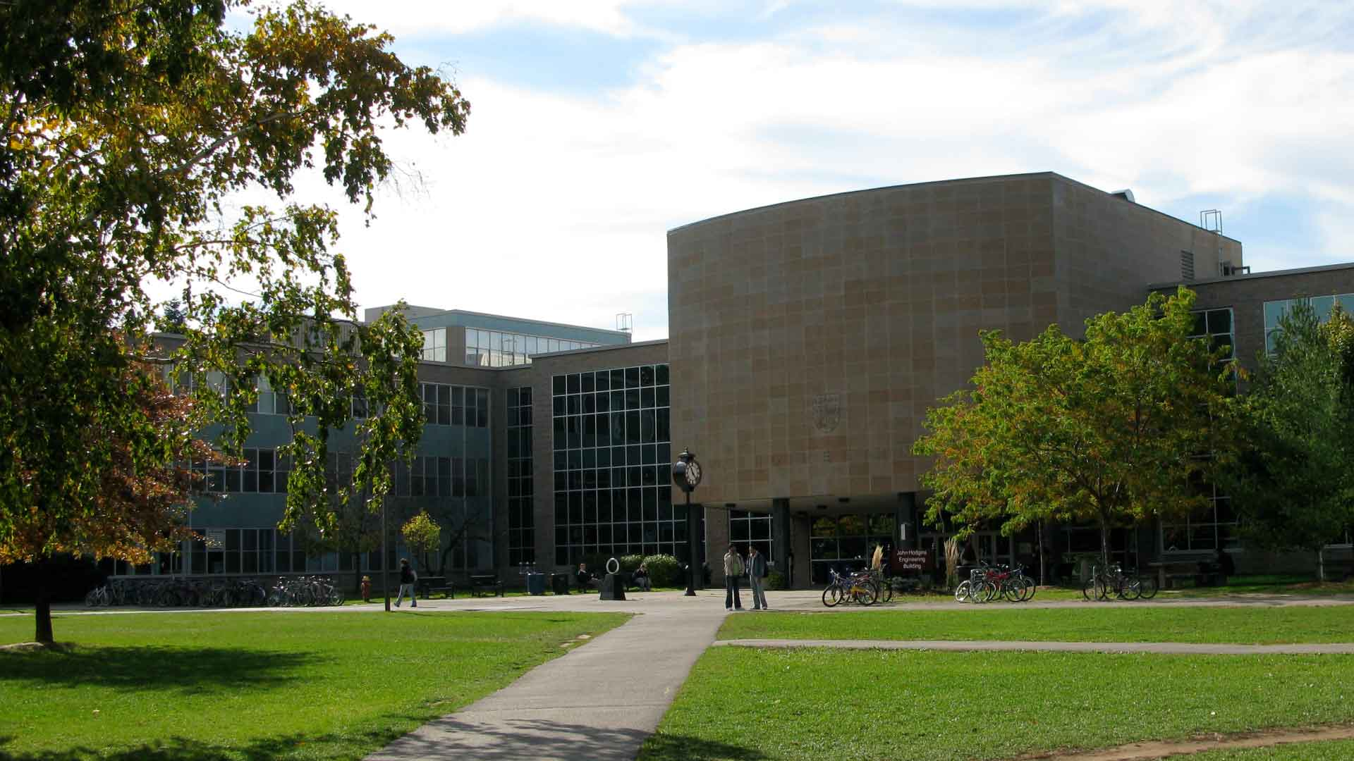 John Hodgins Building at McMaster University