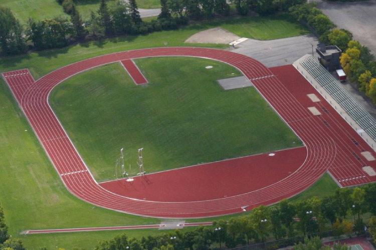 Douglas Park outdoor track