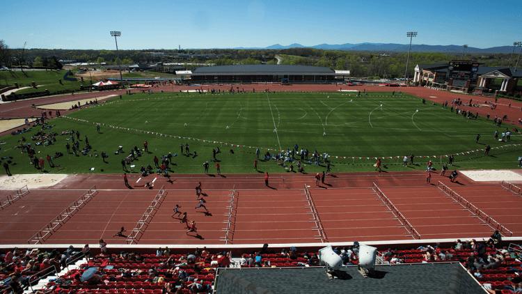 Matthes Hopkins Track Complex